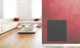 Radiateur Fonte à inertie PEGASE 2 H SMART ECO CONTR. 2000W ANTHRACITE APPLIMO 0011937SEHS