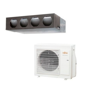 Air Conditionné pour Conduits Fujitsu ACY71KKA 5847 fg/h A+/A Froid + chaud