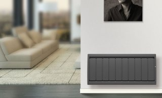 Radiateur rayonnant SOLEIDOU B SMART ECO CONT. 1000W ANTHRACITE APPLIMO 0013773SEHS