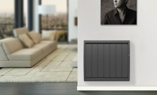 Radiateur rayonnant SOLEIDOU H SMART ECO CONT. 1500W ANTHRACITE APPLIMO 0013755SEHS