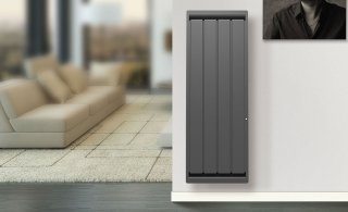 Radiateur rayonnant SOLEIDOU V SMART ECO CONT. 2000W ANTHRACITE APPLIMO 0013767SEHS