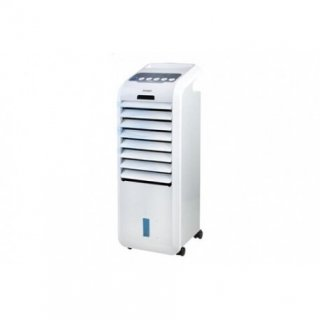 DOMO DO153A AIR COOLER COLONNE RESERVOIR 5 L TC ROULETTES