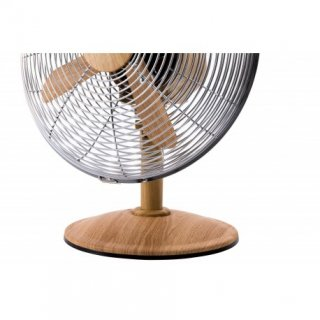 VENTILATEUR DE TABLE 30CM 45W EWT WOODAIRF
