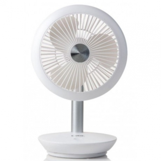DOMO DO8147 VENTILATEUR TABLE USB RECHARGE ABLE AUT 15H CHARGE 7H 4V